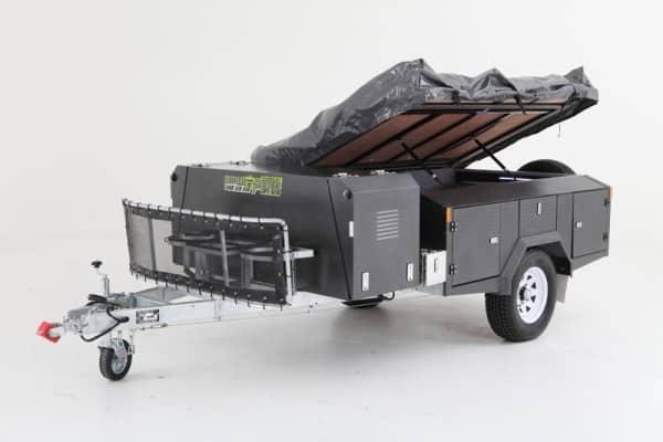 Camper trailer Open