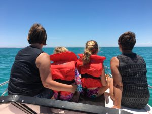looking out to sea Camper Trailer Hire Destinations