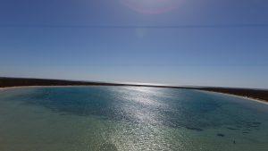 small lagoon Camper Trailer Hire Destinations