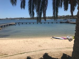 Bicton Baths Beach Days out